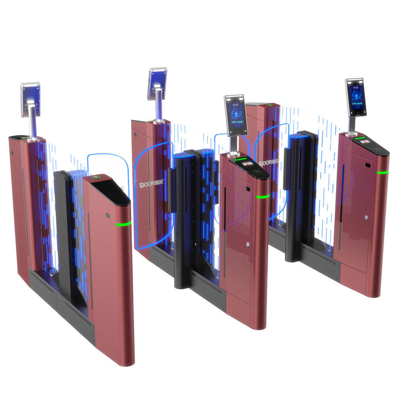 MCBF 8 Million Times Speed Gates Double Lane Turnstile OEM And ODM Available